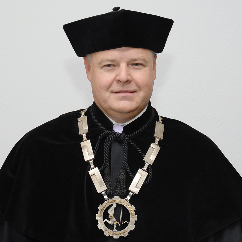Prof. dr hab. inż. Marek Gzik